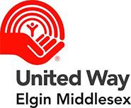 United Way Elgin Middlesex logo