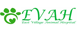 East Village Animal Hospital logo