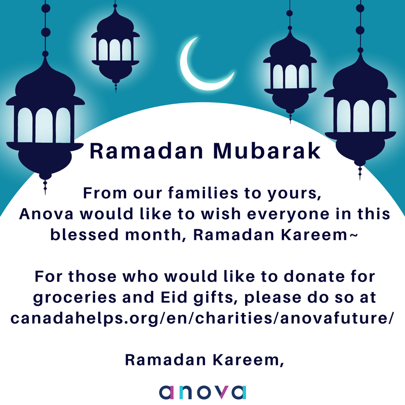 Message from Ramadan Mubarak